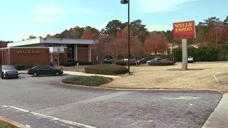 Woman says $9,000 missing after drive-thru deposit at Georgia bank