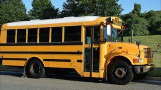School bus involved crash in Nassau County