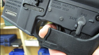 Trump administration moves to officially ban bump stocks