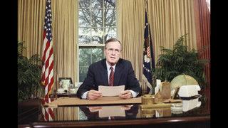 Photos: George H. W. Bush through the years