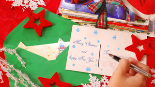 Cards for Christmas: Family asks for letters for child with brain cancer