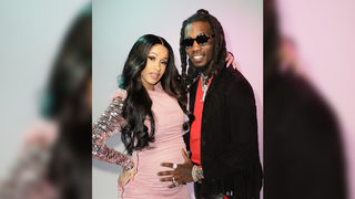 Offset crashes Cardi B show, takes stage to beg for forgiveness