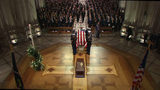 VIDEO: Scenes from Former President George H.W. Bush's Funeral