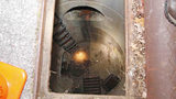A woman and her baby fell through a storm grate and landed 20 feet at the bottom of a storm drain.