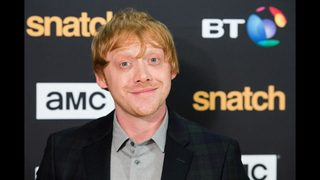 Rupert Grint is wealthy, but said he has no idea of net worth