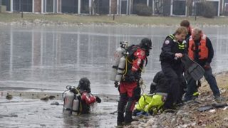 Indiana man dies while trying to save dog in icy pond