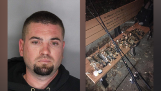 Police: Trout poacher planned to let fish die before throwing them back into water