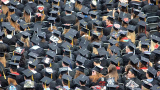 Quadriplegic student walks across stage for college diploma in Florida