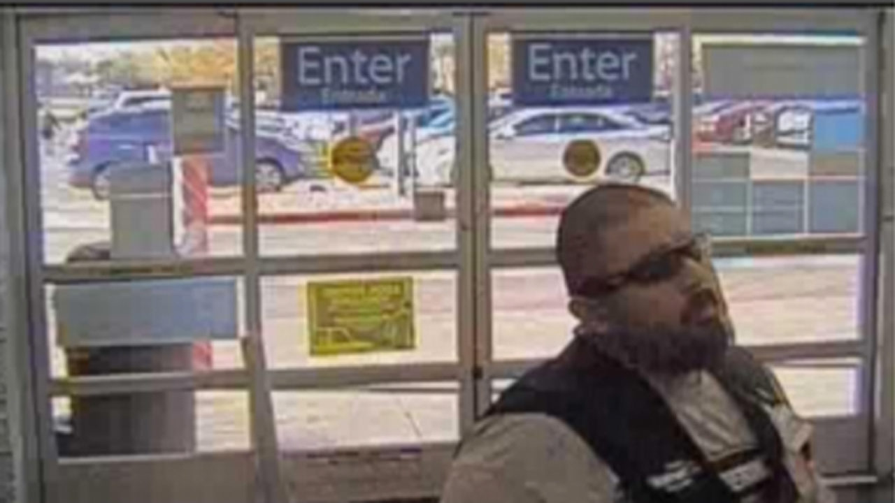 Man Impersonating Walmart Employee Steals Tvs Pinatas Police Say