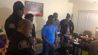 Police called for noise complaint, end up playing video games