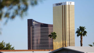 Window washer falls to his death from Trump International Hotel in Las Vegas