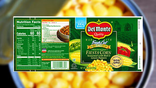 Del Monte recalling more than 64,000 cases of Fiesta Corn in 25 states