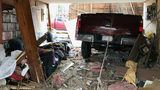 Woman Napping on Couch Survives Truck Crashing Through House