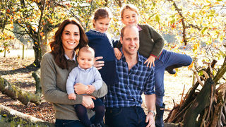Royal Christmas cards released, see the holiday greetings