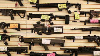 Gun deaths at highest level in 40 years, CDC says