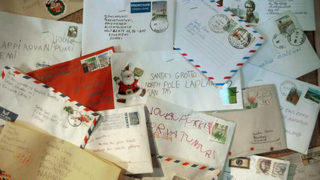 Letters to Santa delivered 106 years later