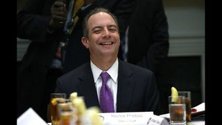 Former Trump chief of staff Reince Priebus joins the Navy
