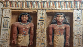 PHOTOS: 4,400 year-old tomb discovered in Egypt