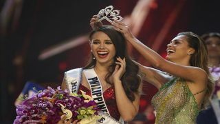 Photos: Miss Philippines Catriona Gray wins Miss Universe 2018