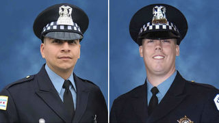 2 Chicago officers killed by train didn