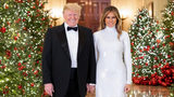 SEE: President Trump and First Lady Pose in Official White House Christmas Portrait