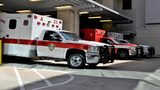 A central Florida paramedic accused a co-worker of possessing nude photos of fellow employees.