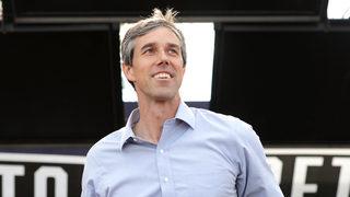 Presidential hopeful Beto O