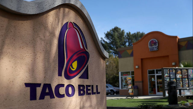 Taco Bell to test vegetarian, vegan menus