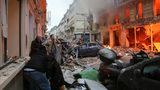 VIDEO: Bakery Explosion in Paris Kills 2, Injures Dozens