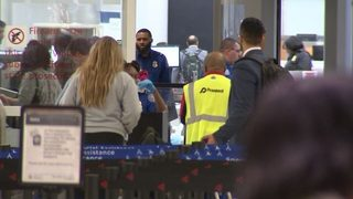 TSA looks at backup plan as government shutdown continues