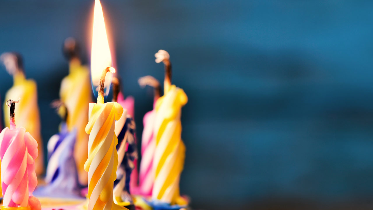 Womans 90 Birthday Candles Set Off Fire Alarm