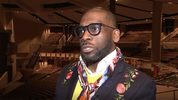 Pastor Jamal Bryant said he felt he and his congregation at New Birth Missionary Baptist Church in Stonecrest, Georgia, had a responsibility to help those in need.