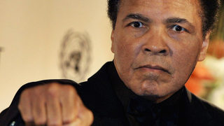 Louisville renaming airport after boxing champ, hometown hero Muhammad Ali