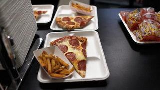 North Carolina school district cutting food options during government shutdown