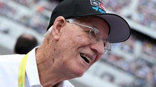 Glen Wood, co-founder of NASCAR
