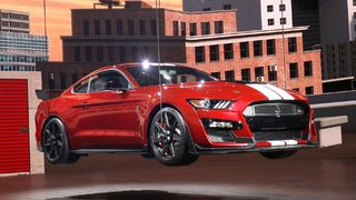 Shelby Mustang sells for $1.1M at auction to benefit charity