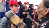 VIDEO: Teen Wearing MAGA Hat Taunts Native American