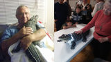 Owner Says Emotional Support Alligator Is 'Just Like A Dog'