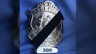 St. Louis police officer killed in accidental shooting, authorities say