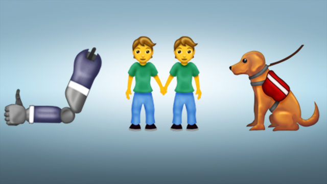 New Emojis Are Coming For 2019 Include Service Dogs Inclusivity