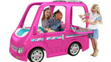 Power Wheels Barbie Dream Campers Recalled For Pedal Malfunction