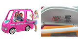 Fisher-Price has recalled the Power Wheels Barbie Dream Camper after receiving reports the toy vehicle continues to run after the pedal is released.