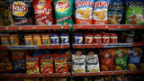 Frito-Lay is recalling some pita chips after a consumer reported having an allergic reaction to undeclared milk ingredients. Photo Credit: Justin Sullivan/Getty Images