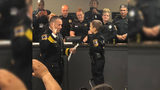 A 6-Year-Old Girl With Incurable Cancer Fulfills Her Dream Of Becoming A Police Officer