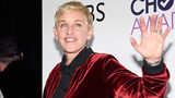 """After being touched by a family's positive spirit and """"pay it forward"""" attitude, Ellen DeGeneres gifted the family $1 million on her talk show -- the biggest cash gift in the show's history."""