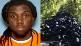 Donald Leverette allegedly dumped 100,000 tires in Clayton County. (Photo: Clayton County Sheriff's Office)