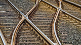 "A conservative radio talk show host, Michael ""Doc"" Thompson was killed by a train last week in metro Dallas while jogging on railroad tracks, similar to the ones pictured here.  Photo: Pixabay"