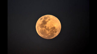 Full snow moon on the way; it