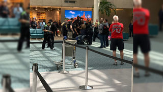 Passenger attempts to breach security at Orlando International Airport, officials say