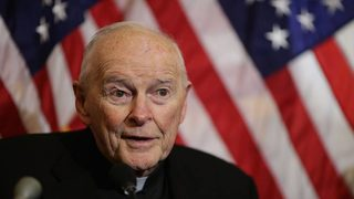 Pope Francis defrocks former Cardinal Theodore McCarrick
